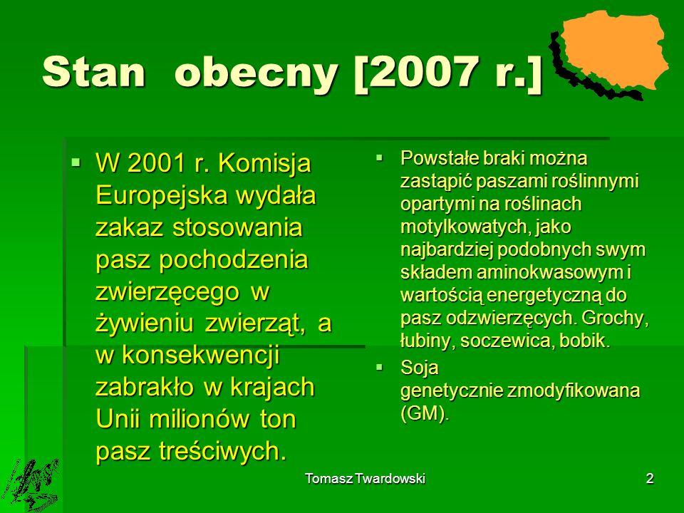 Stan obecny [2007 r.]